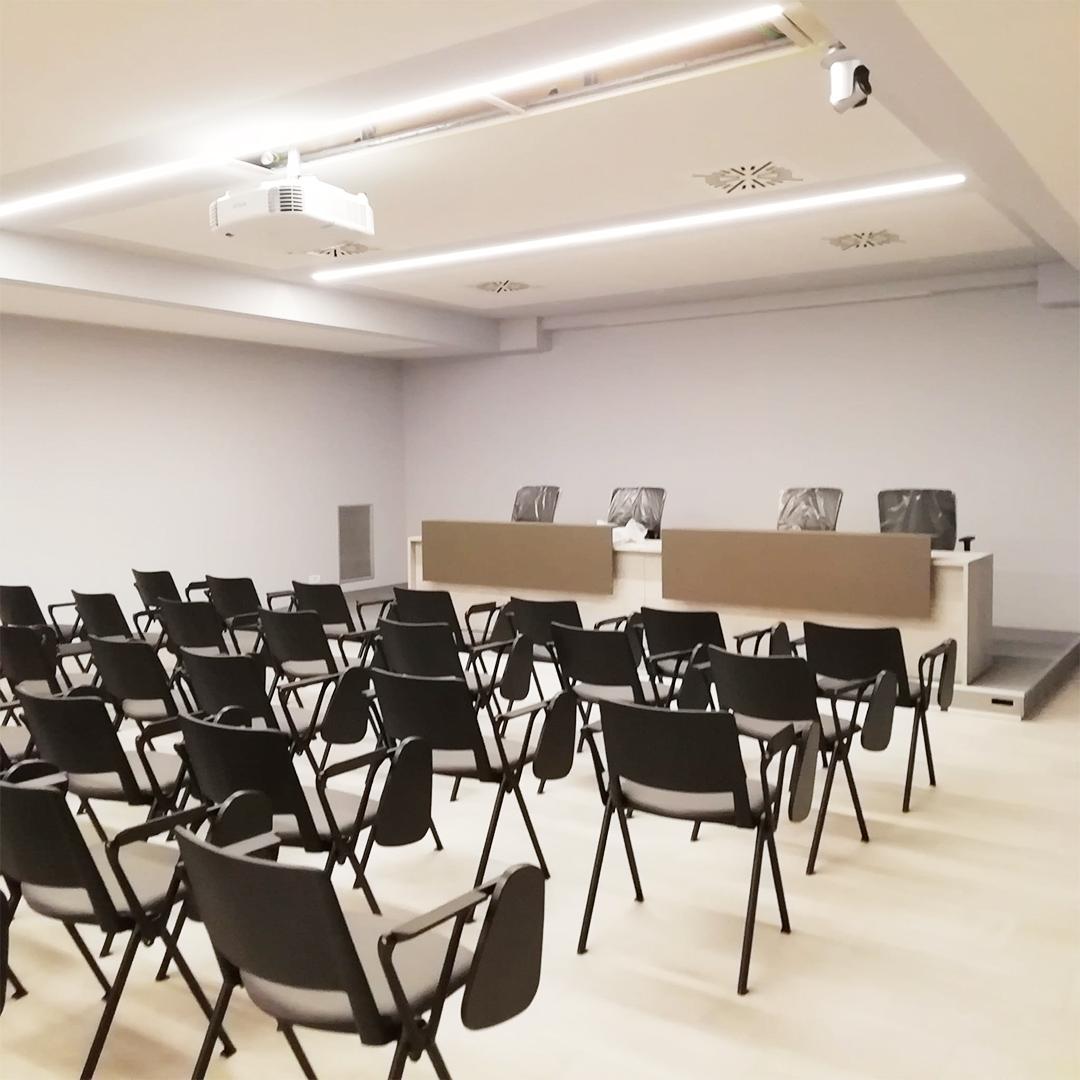 sala conferenze minihospital
